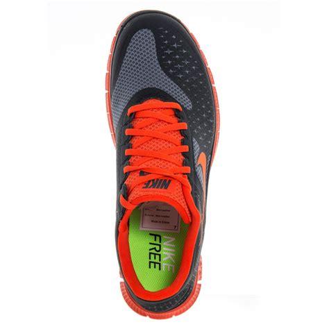 nike 4 0 running shoes nike free 4 0 v2 mens running shoes orange grey