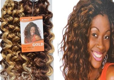gfabke hair pieces in bsrrel curl black africa hair clothing noble gold synthetic weave