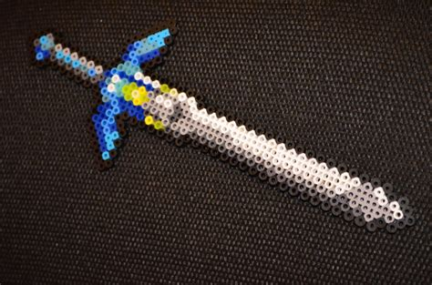 the bead master master sword perler 1 by yedo on deviantart