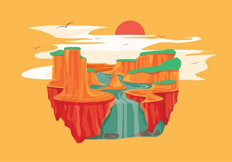interior artistic stock vectors vector clip art grand canyon vector download free vector art stock