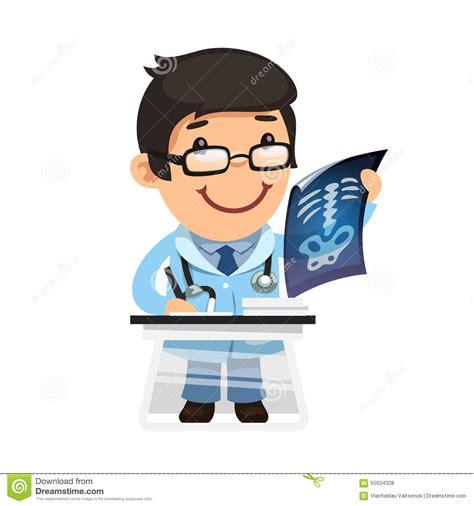 imagenes feliz dia del radiologo radiograf 237 a de examines del radi 243 logo ilustraci 243 n del