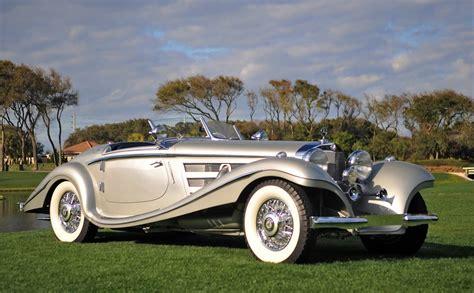 a 1937 mercedes 540k special roadster by sindelfingen