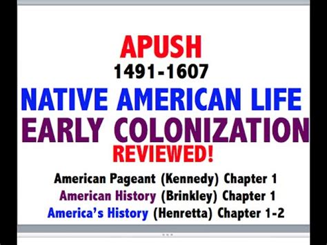 apush american history chapter 9 review american pageant chapter 1 apush review period 1