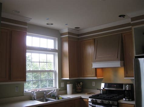 add molding to kitchen cabinets adding molding to kitchen cabinets kitchen pinterest
