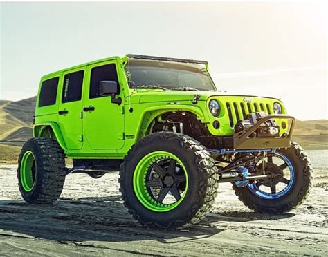 Lime Green Jeep 25 Best Ideas About Green Jeep On Jeeps Jeep