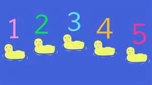 5 little ducks youtube