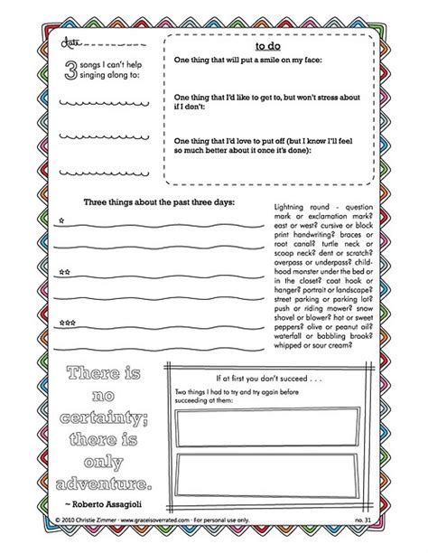 Printable C Journal Pages | journal pages printables pinterest