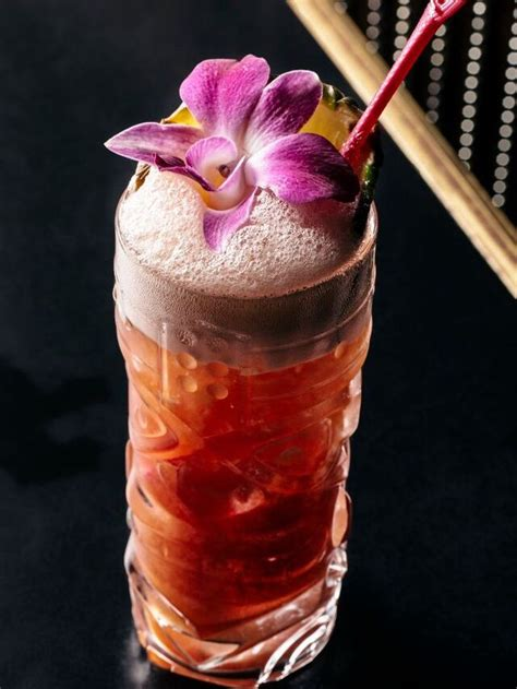 Tiki Bar Cocktails How Tiki Cocktails Returned To Rock The Again Eater