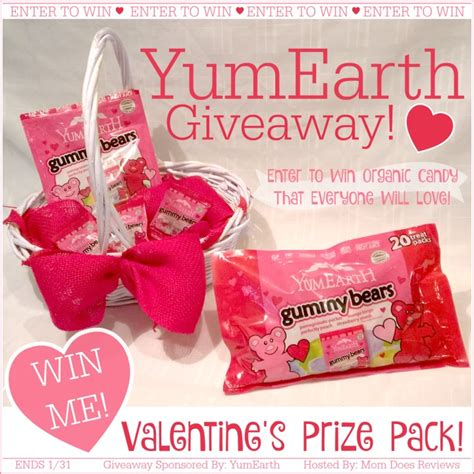 win this valentine s day mega prize pack giveaway 250 enter to win yumearth valentine s day candy prize pack