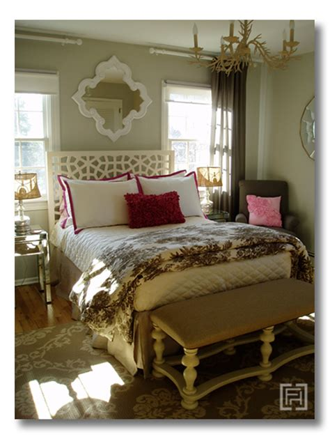 how to layer a bed client spaces the pink room fieldstone hill design