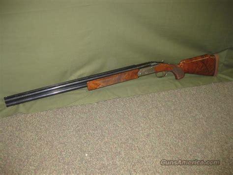 Valmet Shotgun Valmet 412 Trap Combo 12ga For Sale 936072122