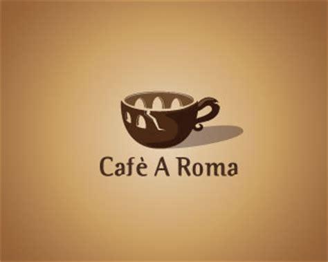 design roma inspiration logopond logo brand identity inspiration cafe a roma