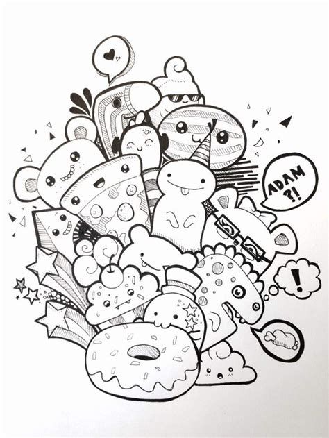 do you doodle drawing book best 25 kawaii doodles ideas on kawaii