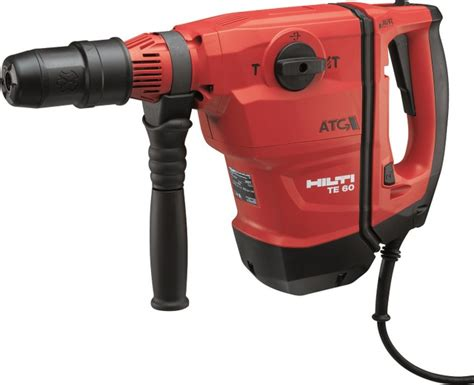 Bor Hilti Te 2 hilti introduces new sds max combihammers te 60 avr and te 60 atc avr compact equipment