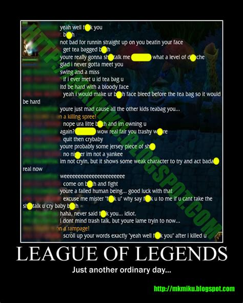 league of legends chat rooms why do rage so on lol