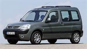 Peugeot Partner Problems Peugeot Partner Tepee Autobild De