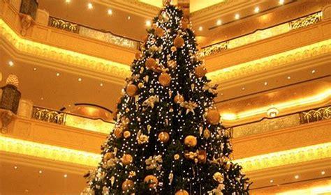 este es el 225 rbol de navidad m 225 s caro del mundo