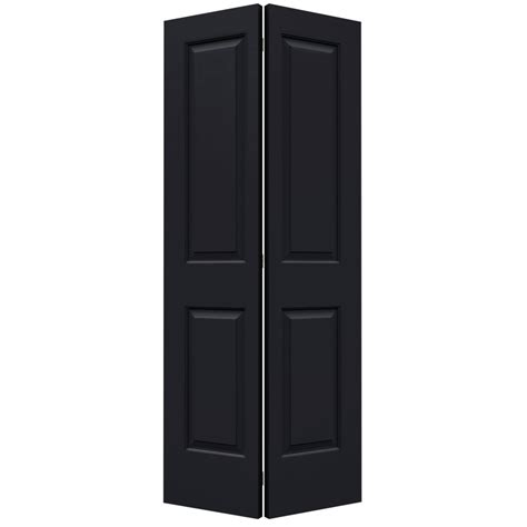 8 Foot Bifold Closet Doors 8 Bifold Closet Doors Shop Reliabilt 30 In X 6 Ft 8 In 4 Panel Square Hollow Smooth Molded