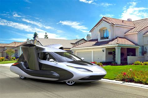 volvos parent company acquires flying car startup