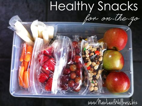 7 Healthy Snacks To Snack On At Work by Simple Healthy Snacking New Leaf Wellness