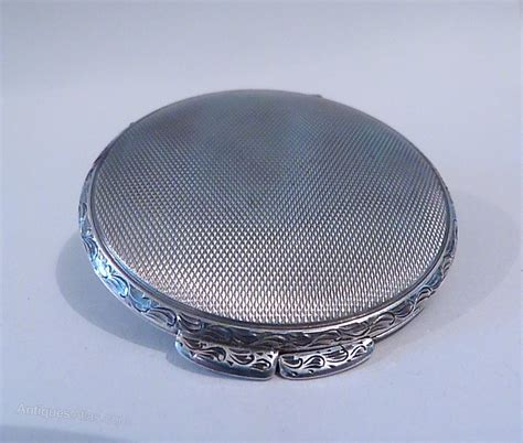 solid silver antiques atlas antique silver gifts solid silver compact