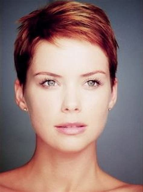 pixie haircut for strong faces short pixie haircuts 2014