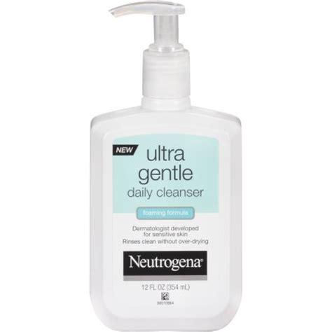 Pelembab Clean N Clear Essential Moisturizer neutrogena ultra gentle daily cleanser 12 fl oz walmart