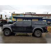 2014 Ford Raptor ARE Overland Edition  Suburban Toppers