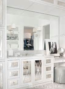 bathroom cabinets mirrored doors mirrored x mullion transitional bathroom traditional