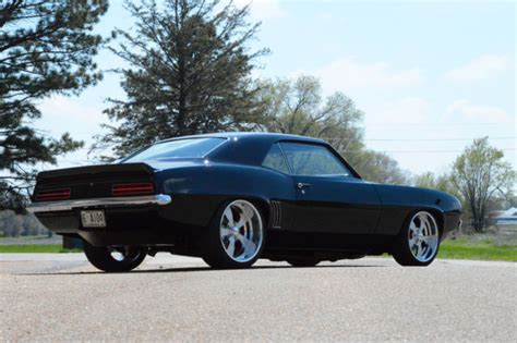 1969 camaro pro touring custom for sale photos technical