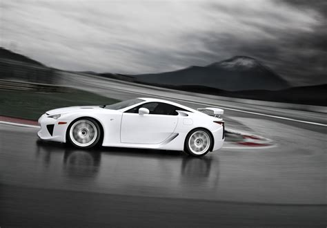 lexus supercar lfa lexus and tumi partner to create premiere custom luggage