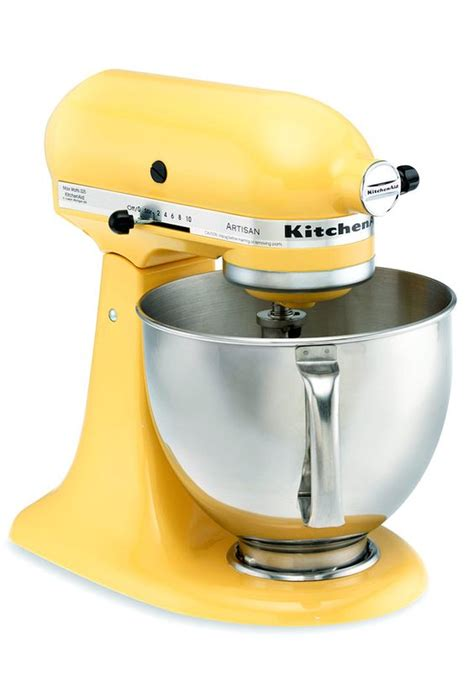 kitchen aid yellow kitchenaid artisan kitchen aid mixer and investing on