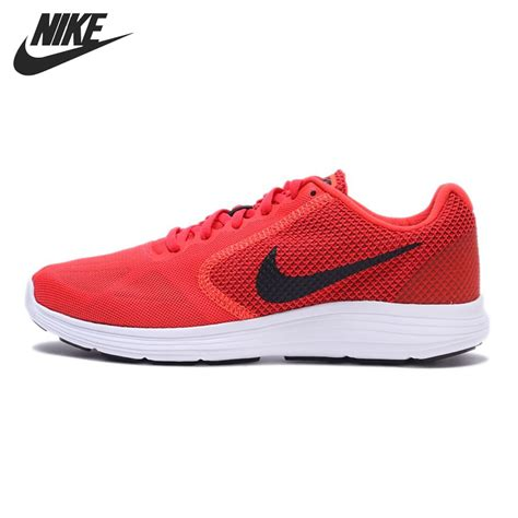Nike Revolution 4 Ori original new arrival 2017 nike revolution 3 s running shoes sneakers in running shoes from