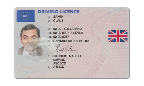 driving licence template uk driver license psd template buy id template
