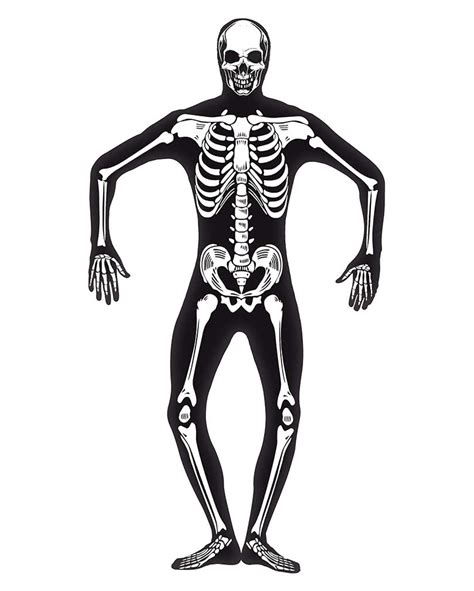 Dotted Skull Glow In The Size Xl skeleton skinsuit glow in the xl suit with skeleton horror shop