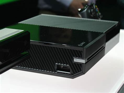 xbox one console microsoft reveals xbox one the new generation console