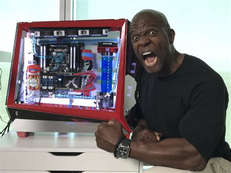 terry crews gaming pc post malone unveils his insane 6 400 gaming pc