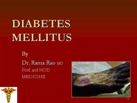 diabetes powerpoint templates diabetes mellitus authorstream