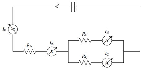 given resistor values homework and exercises finding current and voltage through resistors given overall voltage and