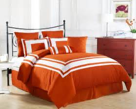 Love Pink Comforter 10 Fun Bright Orange Comforters And Bedding Sets