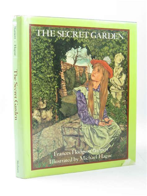 the secret garden written by burnett frances hodgson