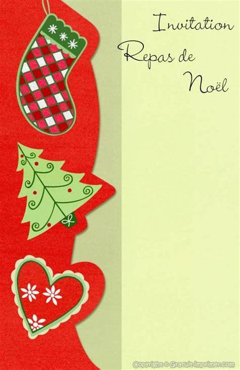 Carte De Noel Gratuite by Noel And Invitations On