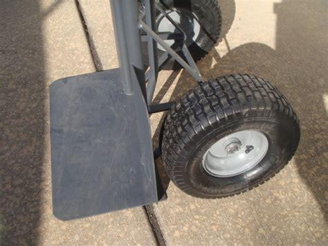 hand trucks   milwaukee boss hoss   wheels item