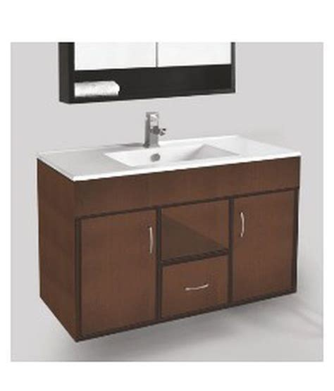 wash basin with cabinet buy online buy cera cabinet with basin cab 1007 online at low price