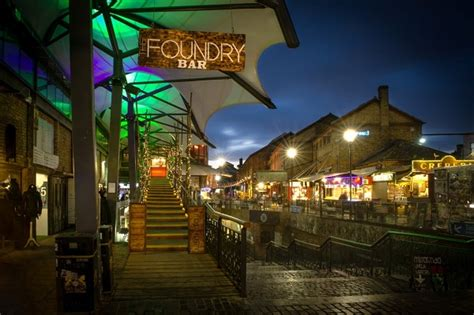 Cq Live Camden Stables Market What Goes Around Comes Around by Camden Foundry Versatile And Spectacular Hospitality