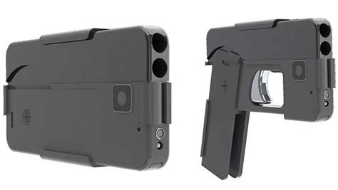 big that looks like a gun that looks like a cell phone is big news constitutional carry not so much survival