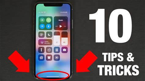 10 Tips On How To Get His Phone Number by Iphone X 10 Tips Tricks Doovi