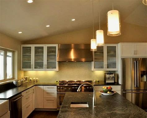 kitchen island lighting ideas cool kitchen lights