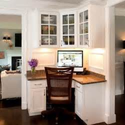 kitchen office furniture 17 best ideas about small corner desk on study