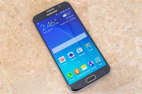 i samsung s6 samsung galaxy s6 review it s what s on the outside that counts ars technica